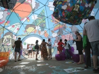 20ft LeSportsac Dome
