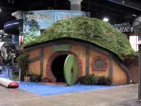 Img_0010 Lord of the Rings Movie Hobbit Dome