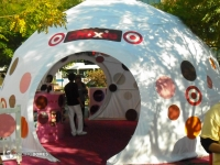 Choxie Target Dome