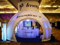 Imagine Trade Show Dome