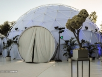 Corporate Banquet Projection Dome