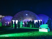 Samsung Corporate Event Domes