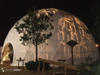 Projection Lounge Dome