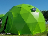 Planet Green Dome