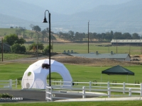 Golf Event Dome
