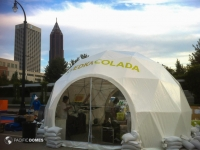 Svedka Colada Lounge Dome