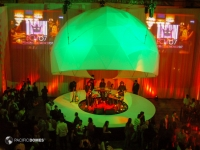 Music Concert Dome