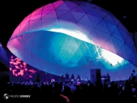 Concert Stage Dome