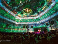 Corporate Event Projection Dome
