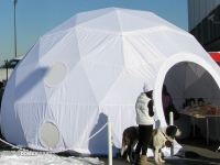 Ski Lodge Dome