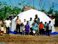 Honduras Relief-Pacific Domes