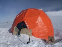 Winter Camping Dome