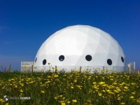 Eco-living Dome Home