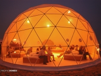 Glamping Lounge Dome