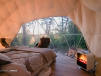 Eco-living Glamping Dome