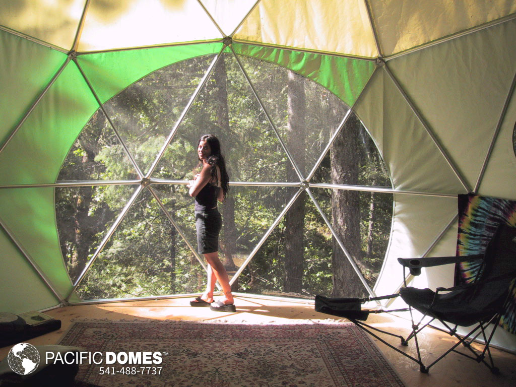 16ft Tall Dwell Domes Gallery