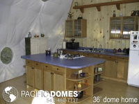 (36') Connor Kitchen-Pacific Domes