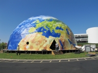 70' Printed Earth Dome Elite