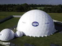Sky TV & Pacific Domes