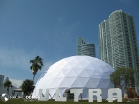 44' Heineken Dome at the Ultra Festival