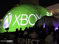 50' Event Dome for XBox Event