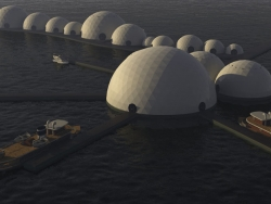 Coconut & Wave Floating Dome Complex5