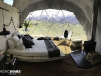 verbier glamping-pacific domes