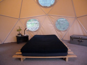 glamping tents for sale - pacific domes