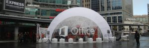 44ft MS Office Dome