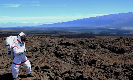 Hi-Seas Mars experiment Hawaii NASA and Pacific Domes