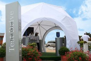 Pacific Domes -16ft Event Dome