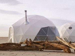 Pacific Domes - 20ft Shelter Domes