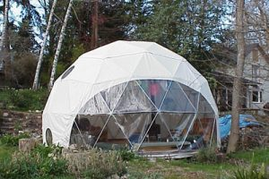 Pacific Domes - 20ft Shelter Dome