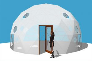 Pacific Domes - 24ft Shelter Dome