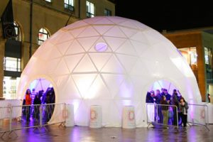 Pacific Domes - 36ft Event Dome