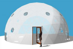 Pacific Domes - 36ft Shelter Dome