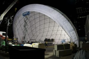 Pacific Domes - 80ft Amphitheater