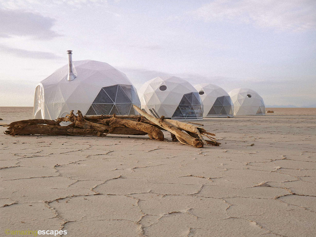 Pacific Domes 20ft Shelter Domes