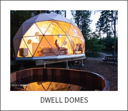 Dwell Domes Gallery