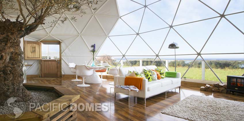 Pacific Domes - Eco Living Dome