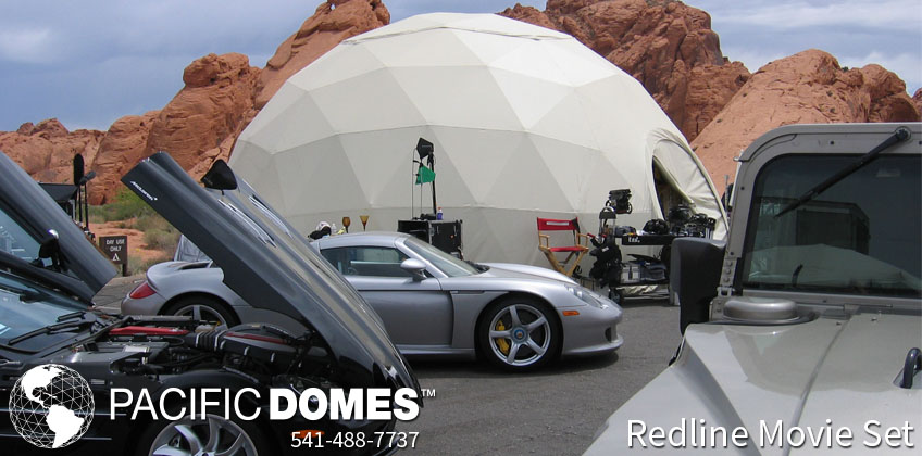 Redline Movie Event Dome
