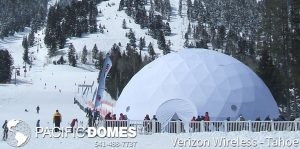 Pacific Domes - Event Dome