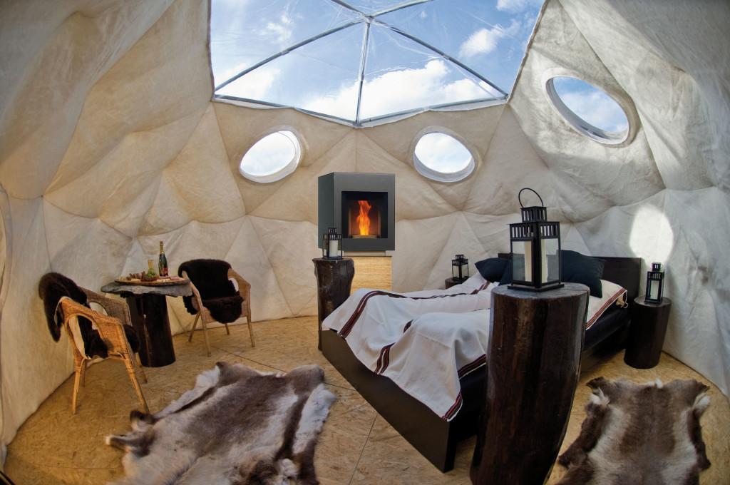 geodesic dome homes by pacific domes of Oregon