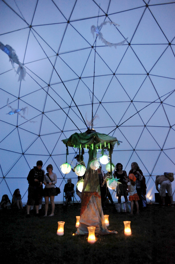 Festival Domes for Rent - Arts in Nature Festivals