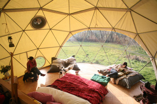 Fforest Glamping Resort Shelters for Sale - Best dome home prices