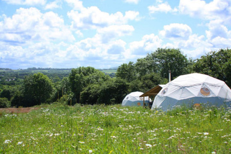 Fforest Glamping Domes for Sale