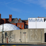 MoMa projection dome - geodesic event tents
