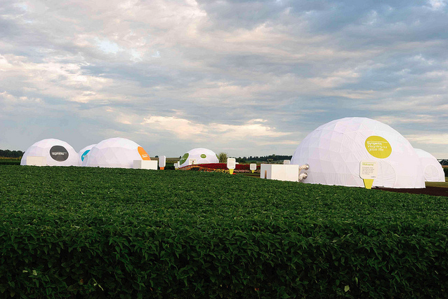Portable Shelter Systems for Events - Pacific Domes