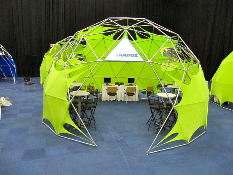 Pacific Domes of Oregon - Geodesic Event Domes