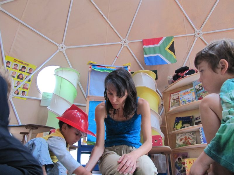 Portable Geodesic Shelters by Pacific Domes of Oregon